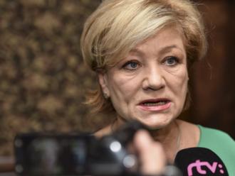 Laššákovej rezort polícii: Dankovu rigorózku sme nemohli posúdiť, nemáme odpísané učebnice