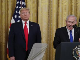 Trumpova blízkovýchodná fatamorgána