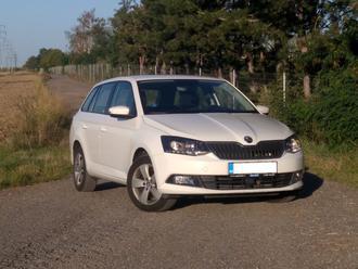 Test ojetiny: Škoda Fabia III  návrat k líbivým tvarům