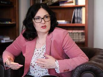 Ministerka Lubyová sa neobáva o svoje budúce uplatnenie