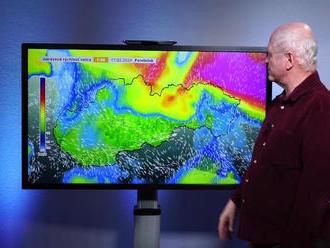 Zmena počasia je na obzore, príde od Atlantického oceánu