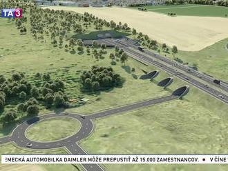 Výstavba tunela Karpaty sa môže posunúť, verejnosť nesúhlasí s NDS