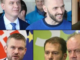 Veľké porovnanie PREFERENCIÍ: Voliči rozhodnú už o dva týždne! Najväčšie pády i prekvapenia, TOP tra