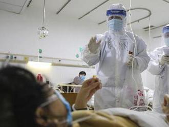 Počet úmrtí na koronavírus sa zvýšil na 1483
