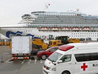 USA evakuujú svojich občanov z lode Diamond Princess, je na nej aj jeden Slovák