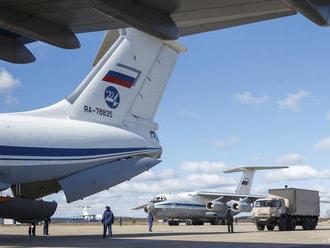 Rusko od zajtra pre koronavírus pozastaví medzinárodné lety