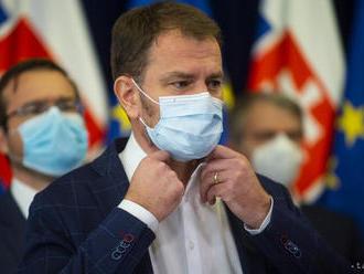 Matovič: Pred každou nemocnicou bude odberné miesto na koronavírus