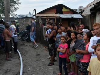 Gelnická rómska osada je v karanténe, mesto chce občanov premiestniť