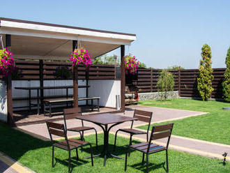 Odštartujte záhradkársku sezónu štýlovo s nožnicovým stanom!