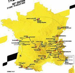 Tour de France by nemali ísť v stopách futbalových ME a OH