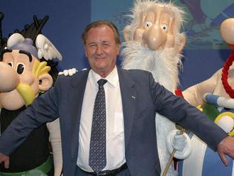 Asterix a jeho priatelia osireli