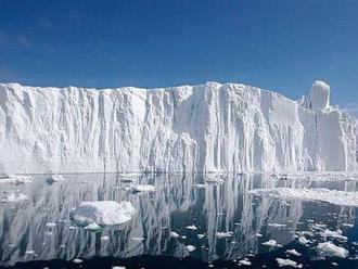 Grónsko počas minulého leta stratilo 600 miliárd ton ľadu