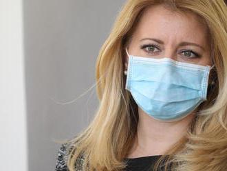 Prezidentka Čaputová volala s rakúskym prezidentom: Hovorili aj o koronavíruse