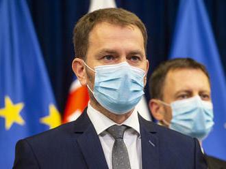 Sledujte NAŽIVO: Premiér Igor Matovič informuje o opatreniach novej vlády