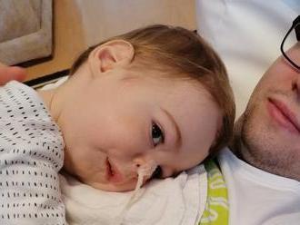 Malý bojovník Riško sa dočkal. Lekári v Budapešti mu podali vytúžený liek
