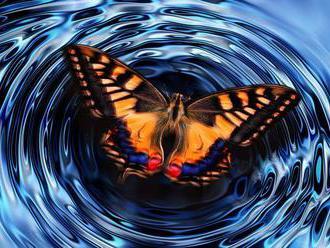 Co je efekt motýlích křídel? Může jedna malá událost převrátit svět?