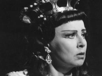 Zomrela popredná sólistka Opery SND, Nina Hazuchová