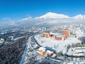 Užite si Tatry tak, ako nikdy pred tým v Hoteli Grand Bellevue v Starom Smokovci s wellness.