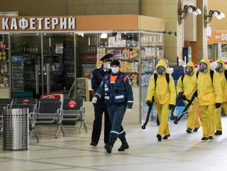 Rusko hlási 9434 nových prípadov a ďalších 139 úmrtí