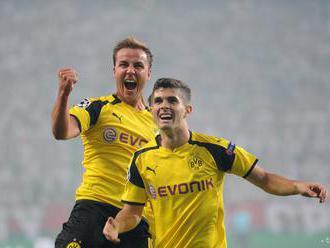 Dortmund potvrdil, že Götze po sezóne odíde