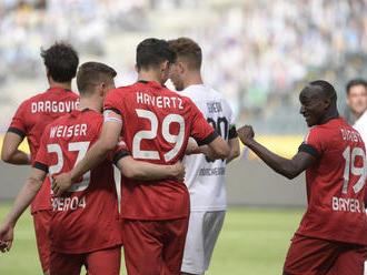 Leverkusen triumfoval, Bénes nezabránil prehre svojho tímu