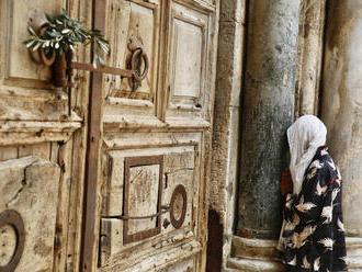 Bazilika Svätého hrobu bude od nedele otvorená pre veriacich