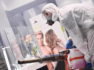 Počet ľudí nakazených novým koronavírusom v Európe presiahol 2 milióny