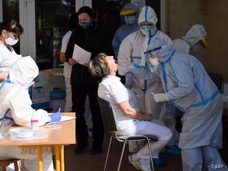 Pracovníci nemocnice v Zlatých Moravciach testovali repatriantov