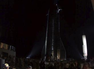 Prototyp nové rakety firmy SpaceX explodoval na testovací rampě - České noviny