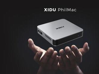 XIDU PhilMac: Slušný výkon, dobrá konektivita a kompaktnosť aká sa hľadá ťažko