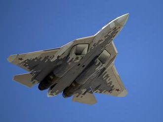 Bezpilotné Su-57? National Interest ohodnotil perspektívy nového režimu ruskej stíhačky