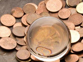 Kurz eura sa nadalej pohybuje okolo urovne 1,09 USD/EUR