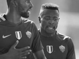 Ďalšie úmrtie mladého futbalistu. Bývalý hráč AS Rím podľahol infarktu