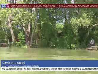 Chránené územie začalo vysychať, pomôžu umelé záplavy?