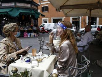 V Taliansku pribudlo menej obetí ako v piatok, počet nových prípadov nakazených je ustálený