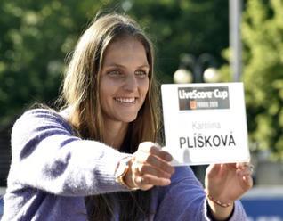 Na Štvanici startuje turnaj i s Plíškovou a Vondroušovou