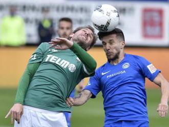 27. ligové kolo: Liberec vyhrál v Jablonci, Boleslav remizovala se Zlínem