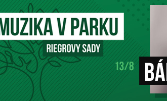 Muzika v parku Riegrovy sady - Bára Poláková
