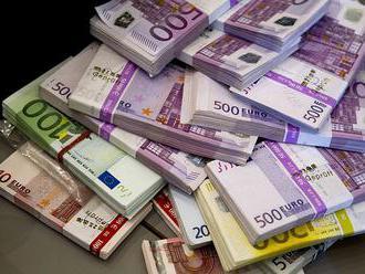 Schodok štátneho rozpočtu v máji vzrástol o vyše 700 miliónov eur a už prevýšil celoročne rozpočtova