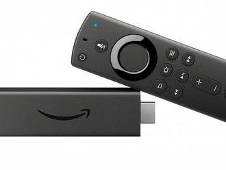 Představení dalších zařízení vsystému Amazon Fire TV: Stick, Recast a televizory