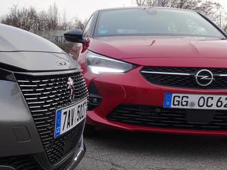 Test: Je lepší Opel Corsa nebo Peugeot 208?