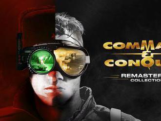 Sťahujte zdrojový kód na Command Conquer Remastered