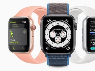 Hodinky Apple Watch sa konečne naučili monitorovať spánok