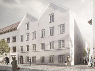 Z rodného domu Adolfa Hitlera bude policajná stanica