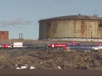 Pri ruskom meste Noriľsk uniklo z elektrárne do rieky viac ako 20-tisíc ton paliva