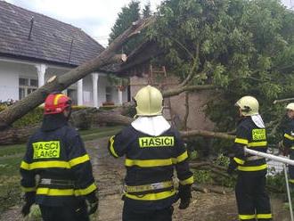 Skaza v ďalšej obci, v Nižnom Čaji v okrese Košice vyhlásili tretí stupeň povodňovej aktivity