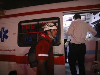 Pri výbuchu na zdravotníckej klinike v Iráne prišlo o život 19 ľudí