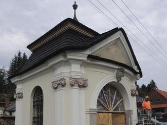 Interiér prícestnej kaplnky vo Svätom Antone ukážu aj návštevníkom