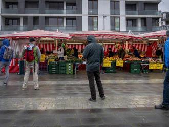 Maloobchodné tržby v Nemecku zaznamenali v máji nečakaný rast