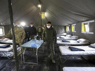 Ukrajina hlási 664 nových prípadov nákazy koronavírusom